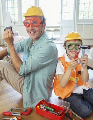 Au quotidien, les hommes seraient deux fois plus stressants que les enfants