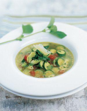 vraie recette du minestrone
