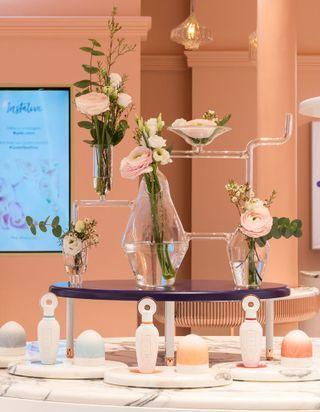 #ELLEBeautySpot : le boudoir ultra design  de Gellé Frères a ouvert à Paris