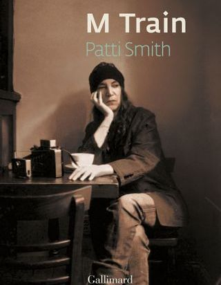 « M train » de Patti Smith