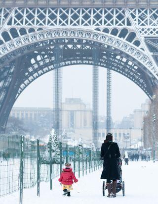 Que faire pendant les vacances d'hiver à Paris ?