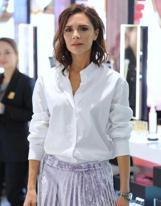Radar mode #21 : l'association chemise blanche + jupon