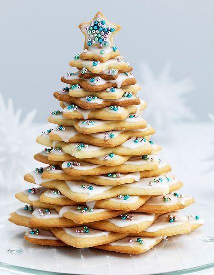 Recettes de Noël faciles. Repas pas cher