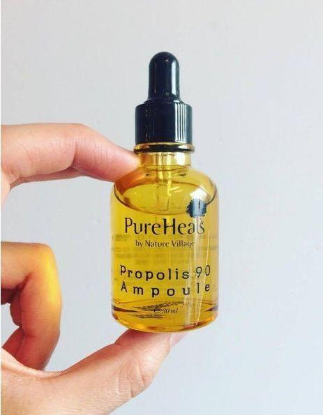 J'ai testé : le Sérum Propolis 90 Ampoule de PureHeal's