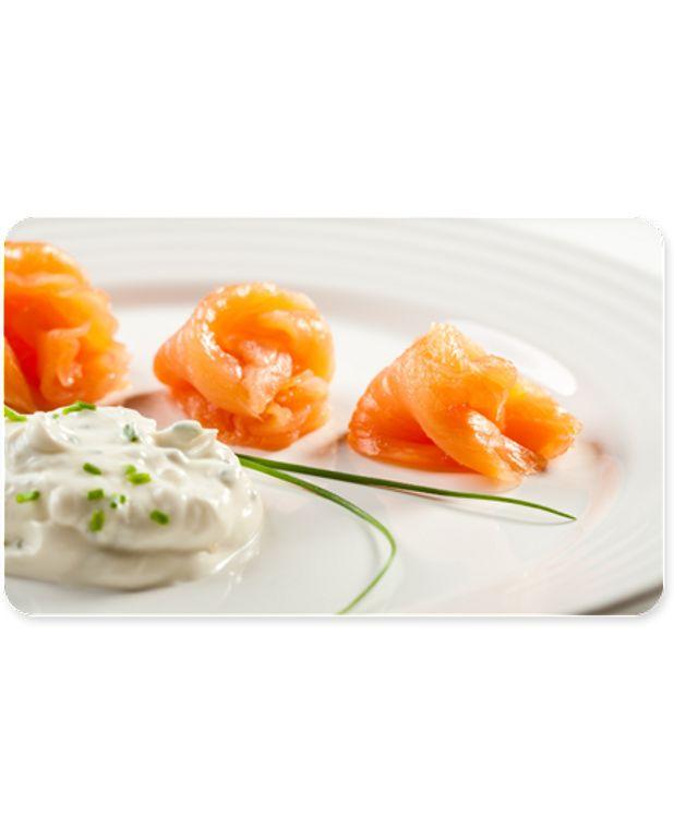 Fabuleux Assiettes de saumon fumé au raifort pour 4 personnes - Recettes  BX98