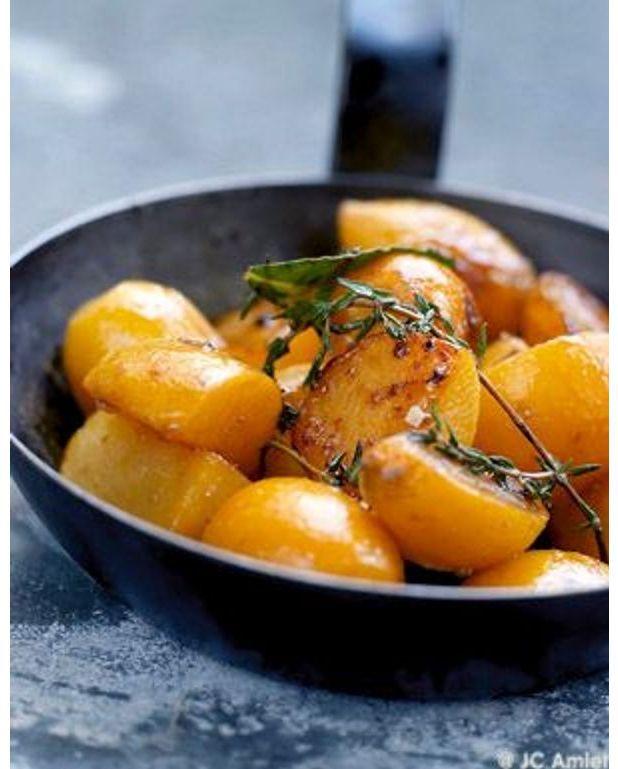 Comment cuisiner navets jaunes - Comment cuisiner les navets ...