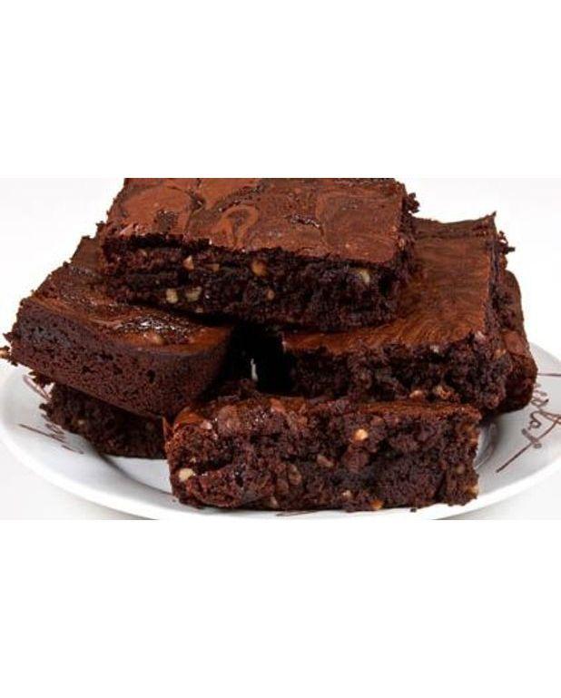 brownies sans beurre pour 4 personnes recettes elle table. Black Bedroom Furniture Sets. Home Design Ideas
