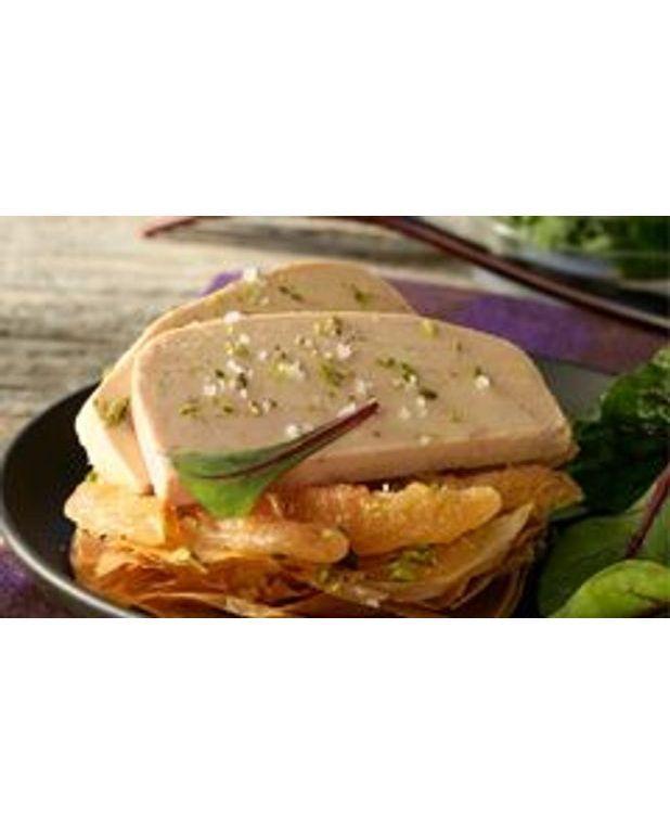 foie gras de canard en tarte pour 4 personnes recettes 224 table