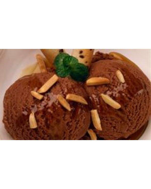 Glace au chocolat facile recettes elle table - Recette de glace facile ...