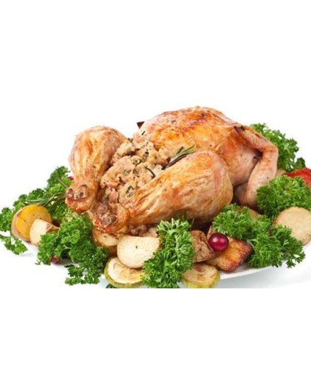 Poulet fa on chapon pour 6 personnes recettes elle table for Cuisine un chapon