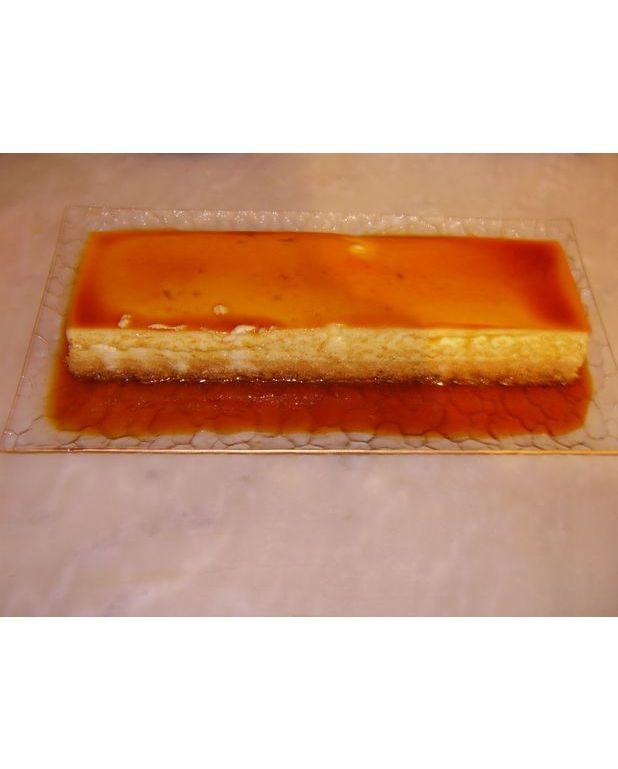 Gateau Cake Noix Coco Caramel