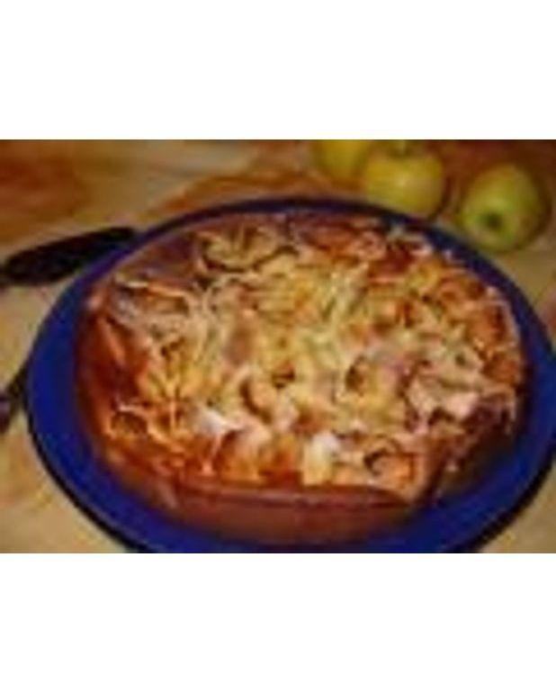 G teau aux pommes de grand m re pour 6 personnes - Vieilles recettes de cuisine de grand mere ...