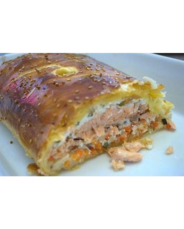 saumon ricotta ciboulette en cro 251 te pour 5 personnes recettes 224 table