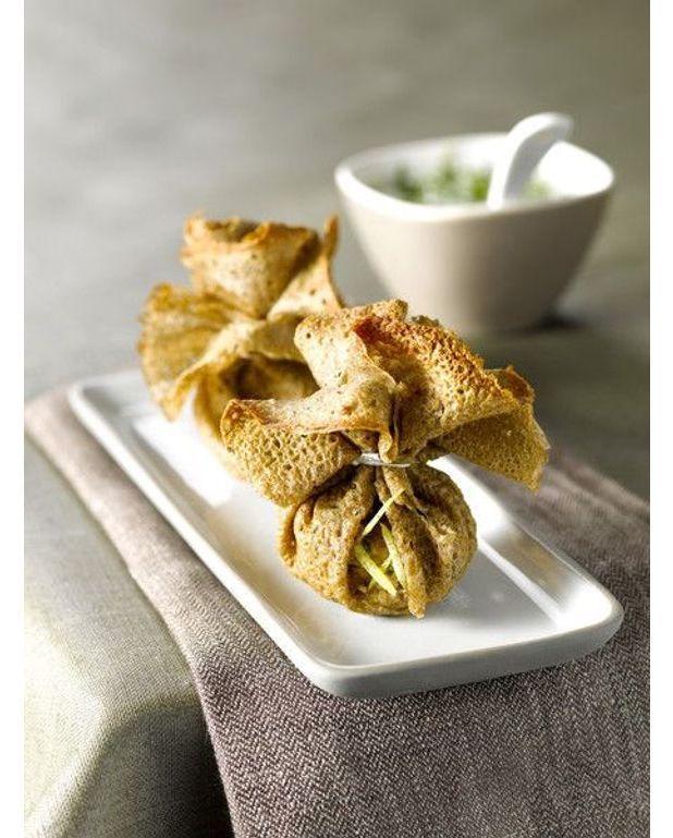 Aumoniere espagnole et magret de canard recettes elle - Cuisine espagnole facile ...