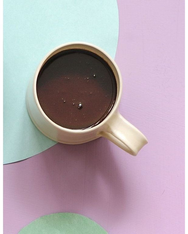 chocolat l 39 eau pour 1 personne recettes elle table. Black Bedroom Furniture Sets. Home Design Ideas