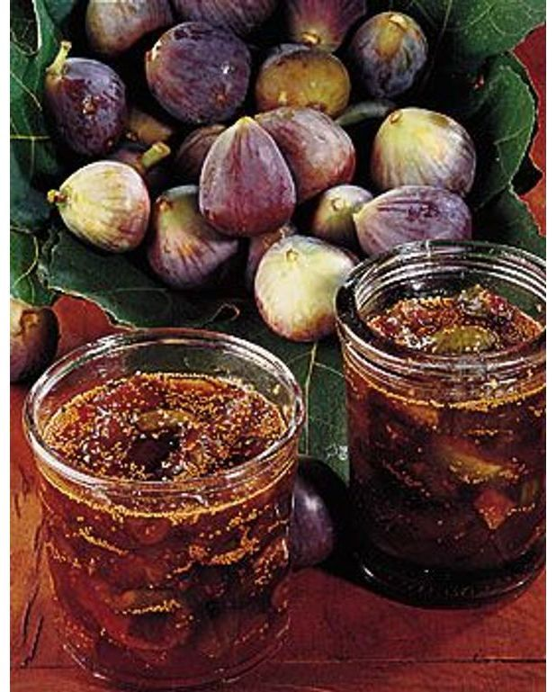 confiture de figues pour 4 personnes recettes elle table. Black Bedroom Furniture Sets. Home Design Ideas