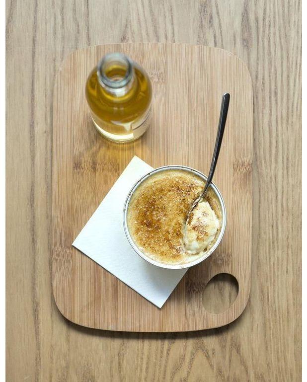 Crème brûlée gorgonzola oignons pour 4 personnes ...