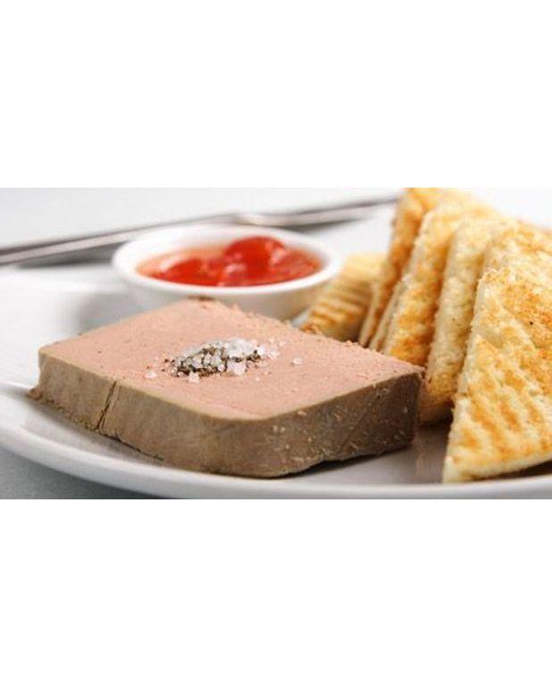 Foie gras de canard pour 20 personnes recettes elle table - Preparation du foie gras ...