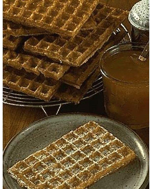 Gaufres l 39 ancienne pour 4 personnes recettes elle table - Recette cuisine ancienne ...