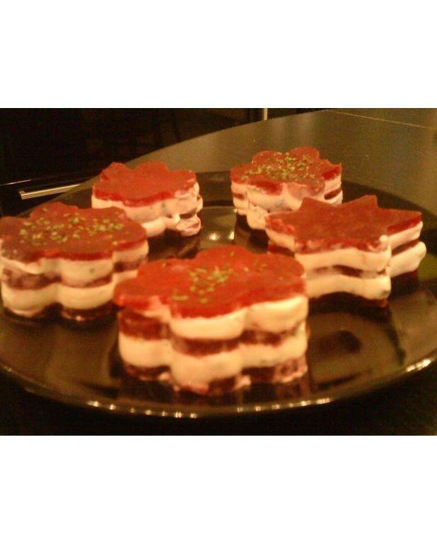 Mille feuille betterave ch vre pour 4 personnes recettes elle table - Feuille de cuisine ...