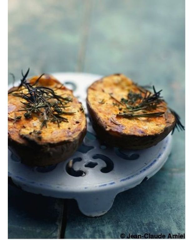 Patates Douces Dorées Au Sel Pour Personnes Recettes Elle à Table - Cuisiner les patates douces