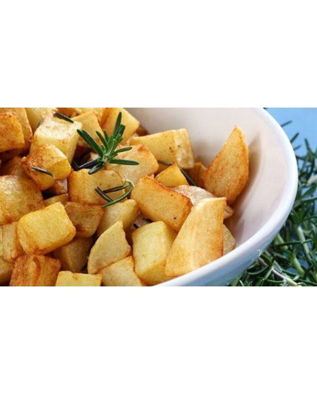 Recettes pommes de terre rissol es - Pomme de terre rissolees maison ...