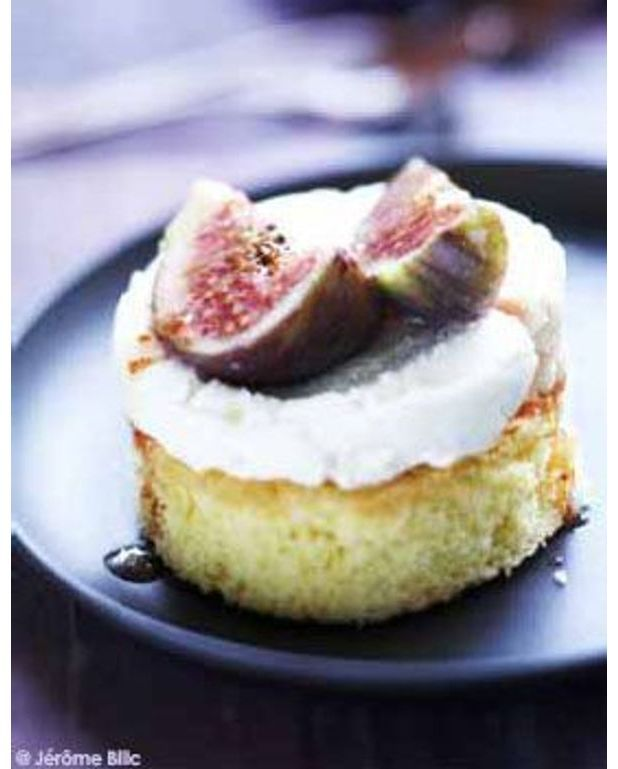 Sabl s mascarpone et figues fra ches pour 6 personnes for What to do with mascarpone