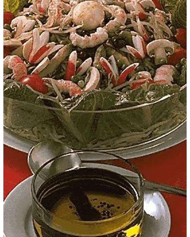 salade au soja pour 4 personnes recettes elle table. Black Bedroom Furniture Sets. Home Design Ideas
