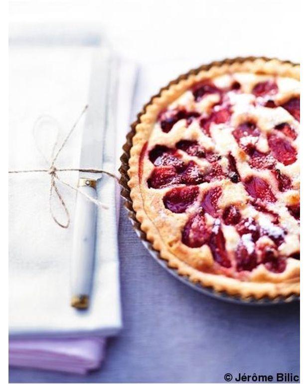 tarte aux fraises pour 6 personnes recettes 224 table