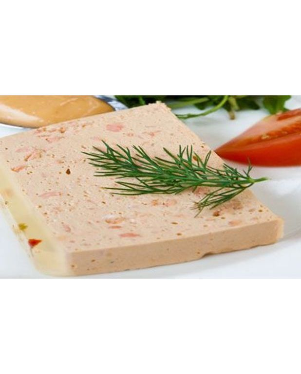 terrine de saumon pour 8 personnes recettes elle table. Black Bedroom Furniture Sets. Home Design Ideas