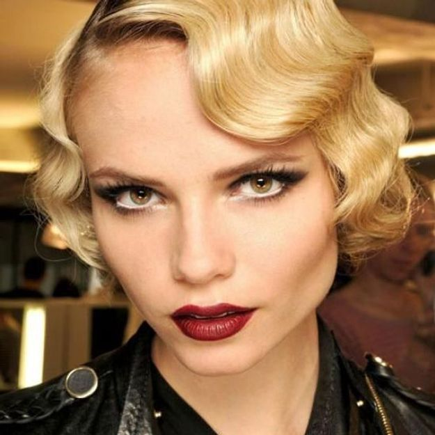 Extrem Maquillage années 20 : comment faire un maquillage années 20 - Elle PH58