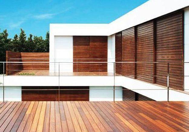 construire une terrasse surélevée en bois ?  Elle Décoration