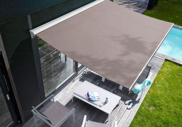 parasols pergolas stores trouvez l ombrage id al pour votre jardin elle d coration. Black Bedroom Furniture Sets. Home Design Ideas