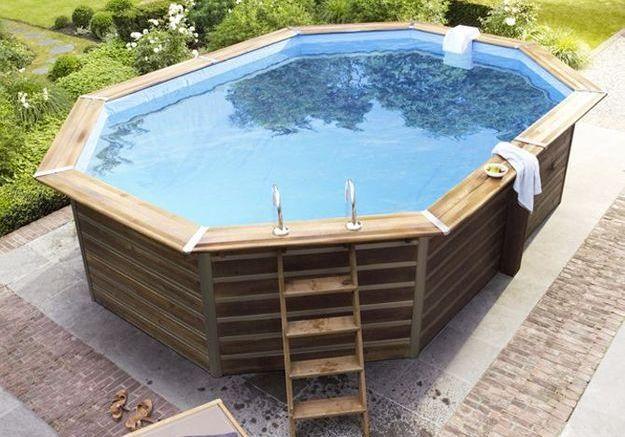 Les piscines hors sol des solutions faciles et pas for Piscine hors sol facile a monter