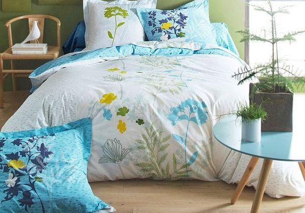 literie bio elle d coration. Black Bedroom Furniture Sets. Home Design Ideas
