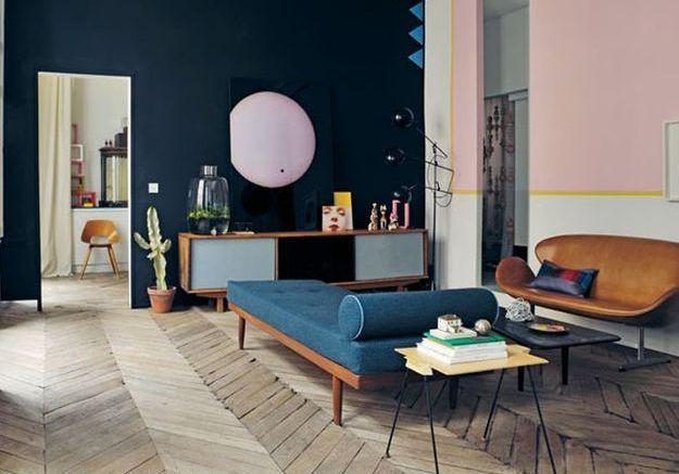 5 styles vintage copier elle d coration - Maison plain pied deco orientale palm springs ...