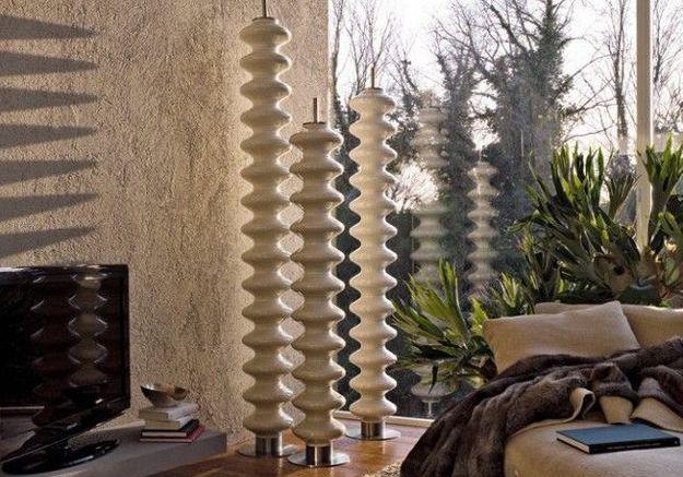 Un radiateur comme sculpture