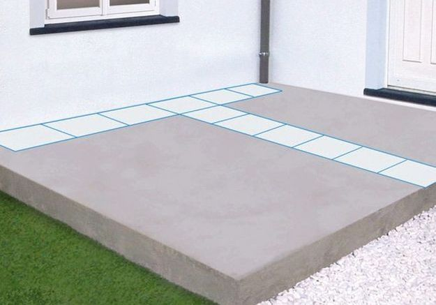 Carreler une terrasse elle d coration for Melangeur colle carrelage