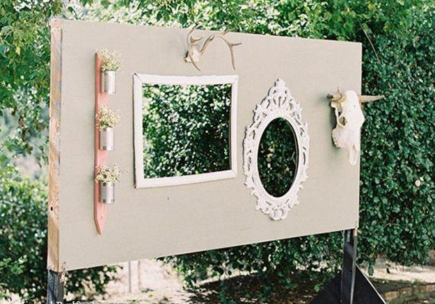 Pour un Photobooth bohème et folk