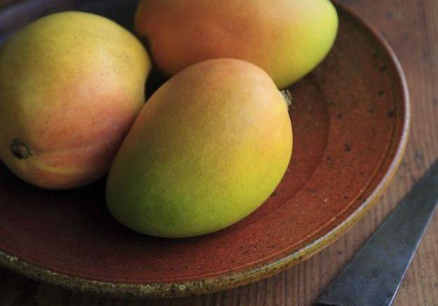 Comment découper une mangue ?