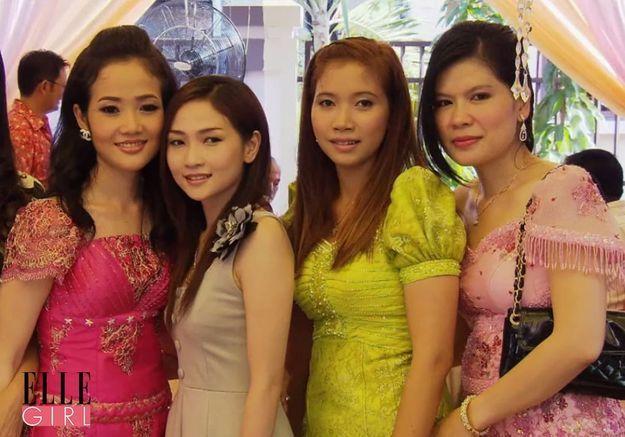 Les chemins de la beauté - Cambodge