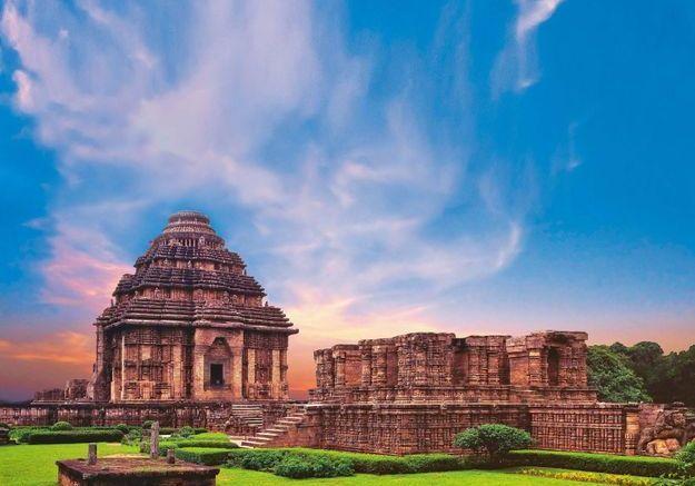 Temple du Soleil, Odisha