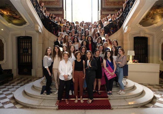 Grand Prix des Lycéennes 2017 : les photos de la cérémonie