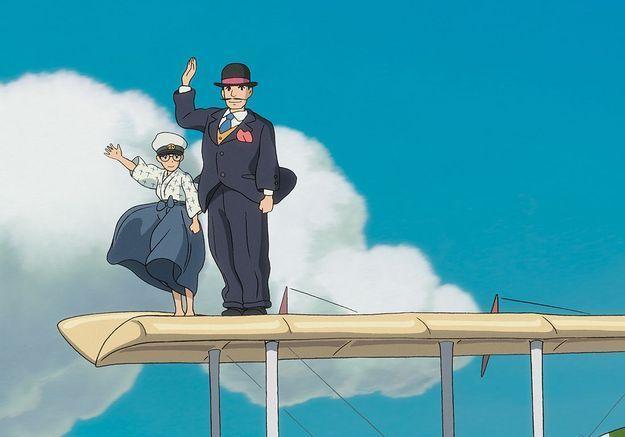 Notre Film Culte Du Dimanche Soir Le Vent Se Leve De Hayao Miyazaki