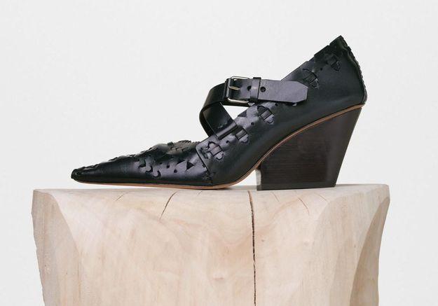 Chaussures : découvrez la Folk, la dernière-née de chez Céline