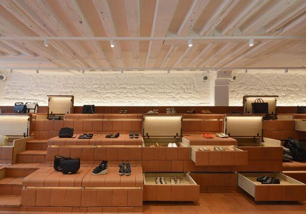 #ELLEfashionspot : La première boutique dédiée aux accessoires A.P.C. à Saint-Germain-Des-Prés