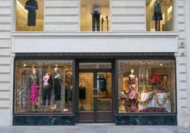 #ELLEFashionSpot : le nouveau magasin Dolce&Gabbana