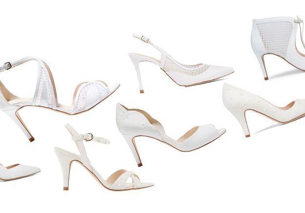 L'instant mode : Minelli lance sa collection de souliers dédiés au mariage