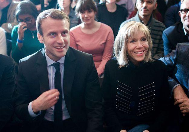 Brigitte Macron : son parcours aux côtés d'Emmanuel en images