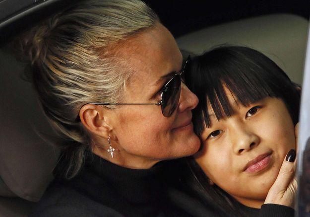 Hommage à Johnny - David et Laura Smet : Laeticia voulait tous les enfants autour d'elle